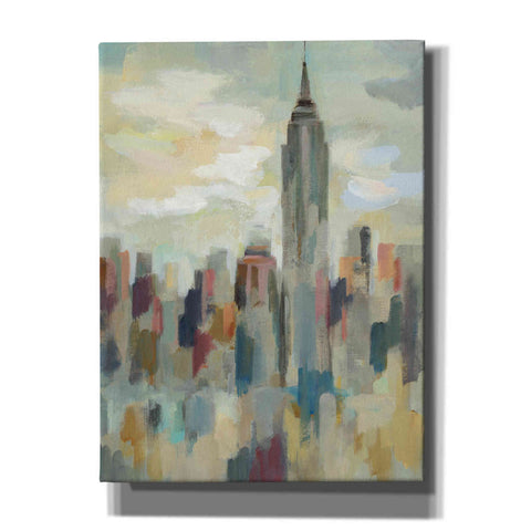 'New York Impression' by Silvia Vassileva, Canvas Wall Art
