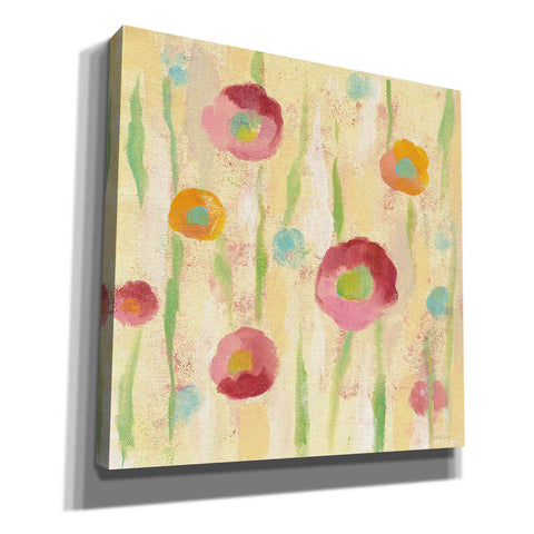 Image of 'Breezy Floral Element 1' by Silvia Vassileva, Canvas Wall Art