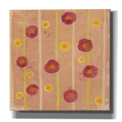 'Breezy Floral Element 2' by Silvia Vassileva, Canvas Wall Art