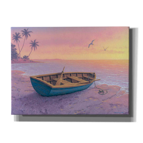 Image of 'Life Is But A Dream' by Richard Courtney, Canvas Wall Art