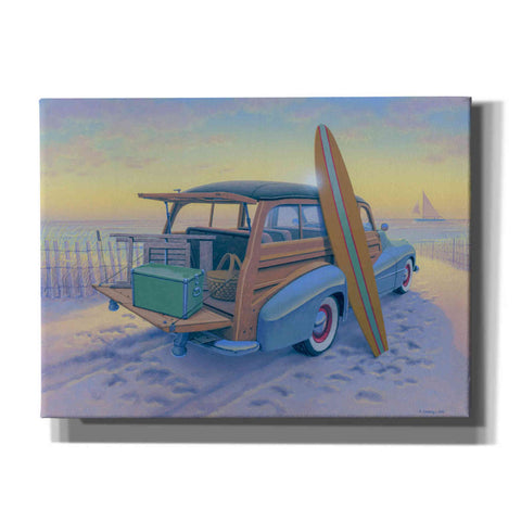 Image of 'Ready to Go' by Richard Courtney, Canvas Wall Art