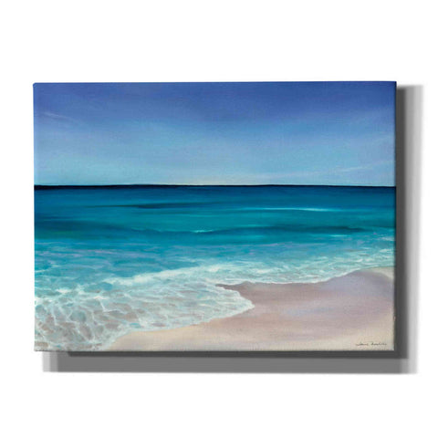 'Rippling Waves' by Louise Montillio, Canvas Wall Art