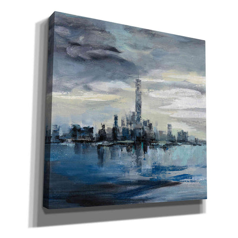 Image of 'Manhattan Winter' by Silvia Vassileva, Canvas Wall Art