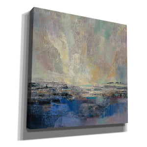 'Coastal View II' by Silvia Vassileva, Canvas Wall Art