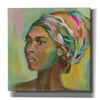 'African Woman II' by Silvia Vassileva, Canvas Wall Art