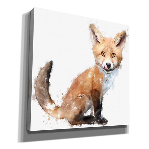Image of 'Foxy Good' by Kim Curinga, Canvas Wall Art