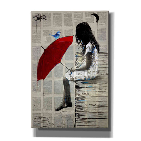 Image of 'Epithany' by Loui Jover, Canvas Wall Art