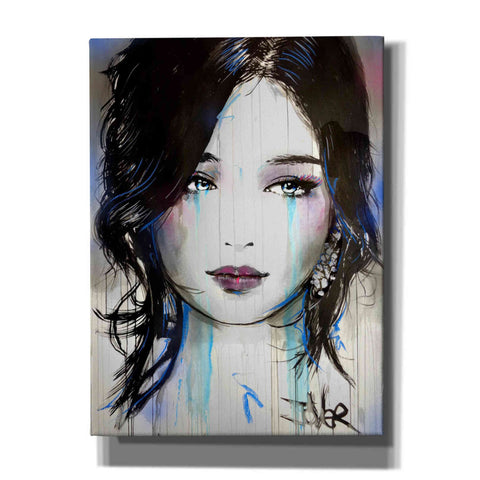Image of 'Asia' by Loui Jover, Canvas Wall Art