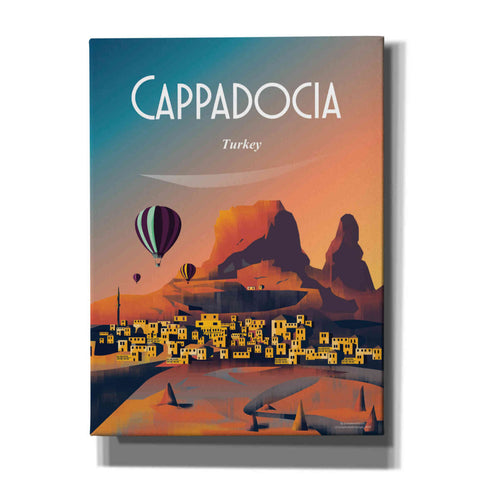 'Cappadocia Turkey' by Arctic Frame, Canvas Wall Art