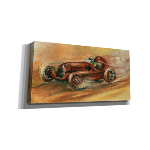 """Le Mans 1935"" by Ethan Harper, Canvas Wall Art"