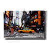 'Times Square' by Linda Woods, Canvas Wall Art