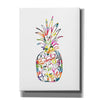 'Electric Pineapple' by Linda Woods, Canvas Wall Art