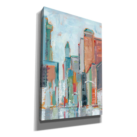"""Downtown Contemporary I"" by Ethan Harper, Canvas Wall Art"
