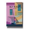 'Bo-Kaap' by Arctic Frame Studio, Canvas Wall Art