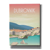 'Dubrovnik' by Arctic Frame Studio, Canvas Wall Art