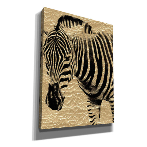 """Giraffe 3"" by Hal Halli, Canvas Wall Art"