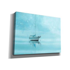 """Drifting In Blue 2"" by Hal Halli, Canvas Wall Art"