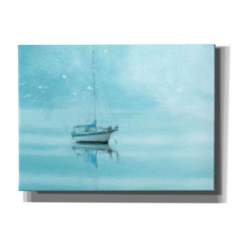 "Image of ""Drifting In Blue 2"" by Hal Halli, Canvas Wall Art"