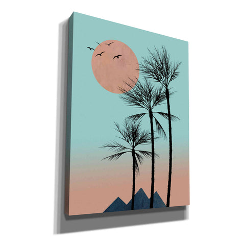 "Image of ""Passion In The Tropics"" by Hal Halli, Canvas Wall Art"