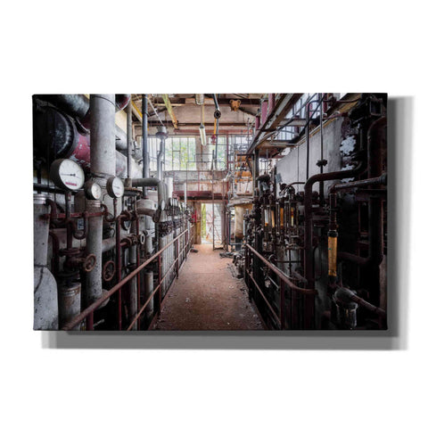 Image of 'Abandoned Industry' by Roman Robroek, Canvas Wall Art