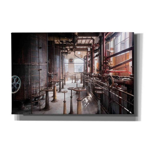 'Industrial Herritage' by Roman Robroek, Canvas Wall Art