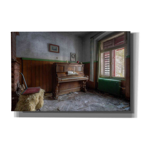 Image of 'Play Me a Song' by Roman Robroek, Canvas Wall Art