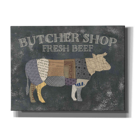 Image of 'From the Butcher XIII' by Courtney Prahl, Canvas Wall Art