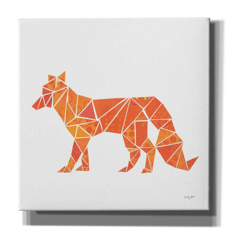 'Geometric Animal II' by Courtney Prahl, Canvas Wall Art