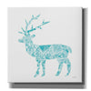 'Geometric Animal IV' by Courtney Prahl, Canvas Wall Art