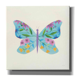 'Butterfly Garden IV' by Courtney Prahl, Canvas Wall Art