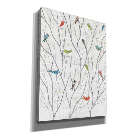Image of 'Summer Song Birds' by Courtney Prahl, Canvas Wall Art