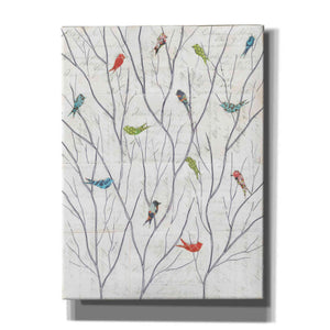 'Summer Song Birds' by Courtney Prahl, Canvas Wall Art