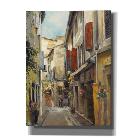 'Old Town I' by Marilyn Hageman, Canvas Wall Art