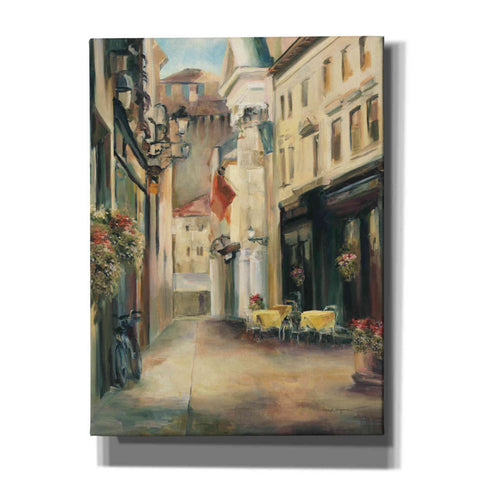 Image of 'Old Town II' by Marilyn Hageman, Canvas Wall Art