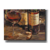 'The Glass Half Full' by Marilyn Hageman, Canvas Wall Art