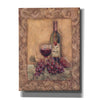 'Napa Wine II' by Marilyn Hageman, Canvas Wall Art