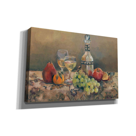 'Fruit Wine' by Marilyn Hageman, Canvas Wall Art