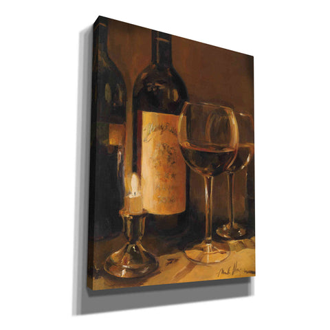 'By Candlelight I' by Marilyn Hageman, Canvas Wall Art