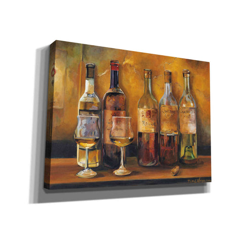 'Cellar Whites' by Marilyn Hageman, Canvas Wall Art