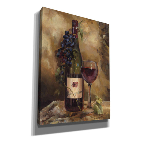'Rustic Red' by Marilyn Hageman, Canvas Wall Art