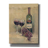 'Vino Italiano' by Marilyn Hageman, Canvas Wall Art