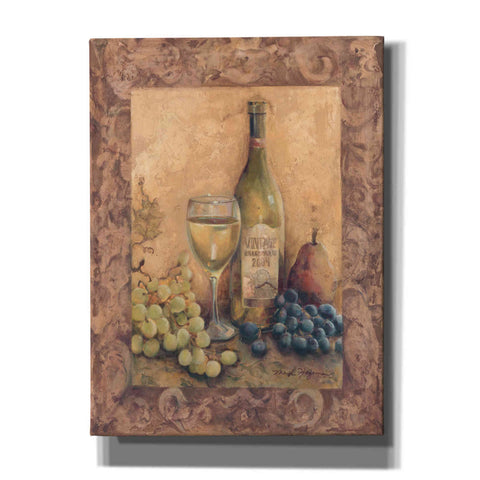 'Napa Wines I' by Marilyn Hageman, Canvas Wall Art