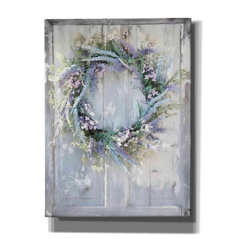 'Lavender' by Lori Deiter, Canvas Wall Art