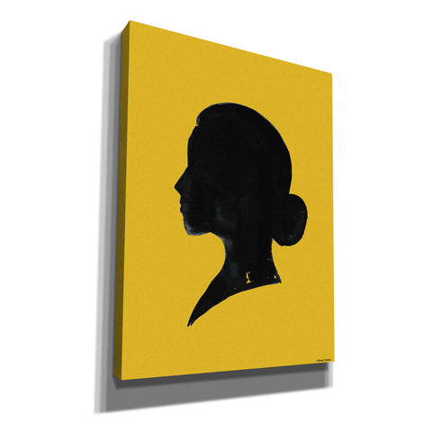 'Mustard Yellow Collection 1' by Rachel Nieman, Canvas Wall Art