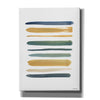 'Mustard Yellow Collection 2' by Rachel Nieman, Canvas Wall Art