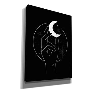'How to Catch the Moon' by Rachel Nieman, Canvas Wall Art