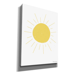 'Happy Sun' by Rachel Nieman, Canvas Wall Art