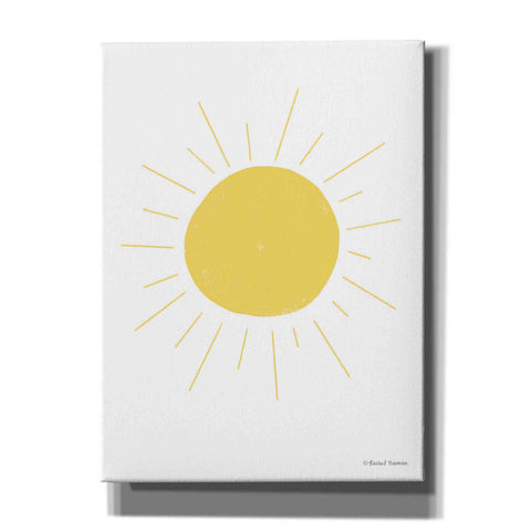 Image of 'Happy Sun' by Rachel Nieman, Canvas Wall Art