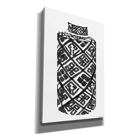 'Tile Vase 2' by Stellar Design Studio, Canvas Wall Art