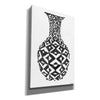 'Tile Vase 1' by Stellar Design Studio, Canvas Wall Art